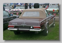 Mercedes-Benz 230 SL rear
