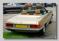 Mercedes-Benz 280SL (R107) rear
