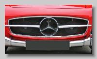 ab_Mercedes-Benz 190SL grille
