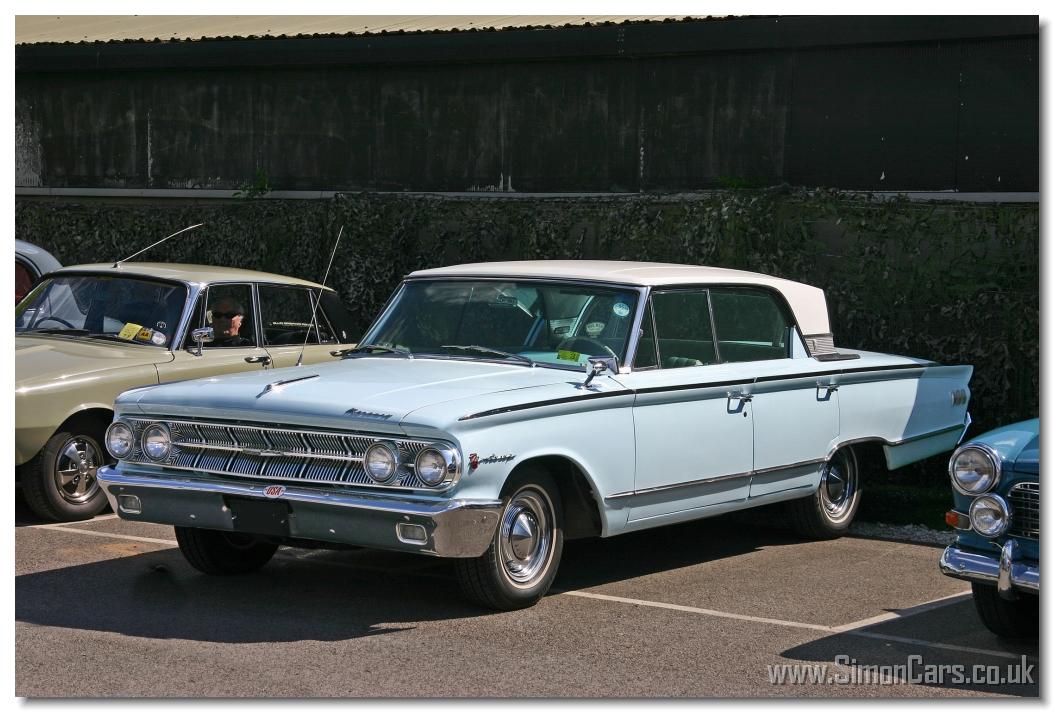 Simon Cars - Mercury Monterey