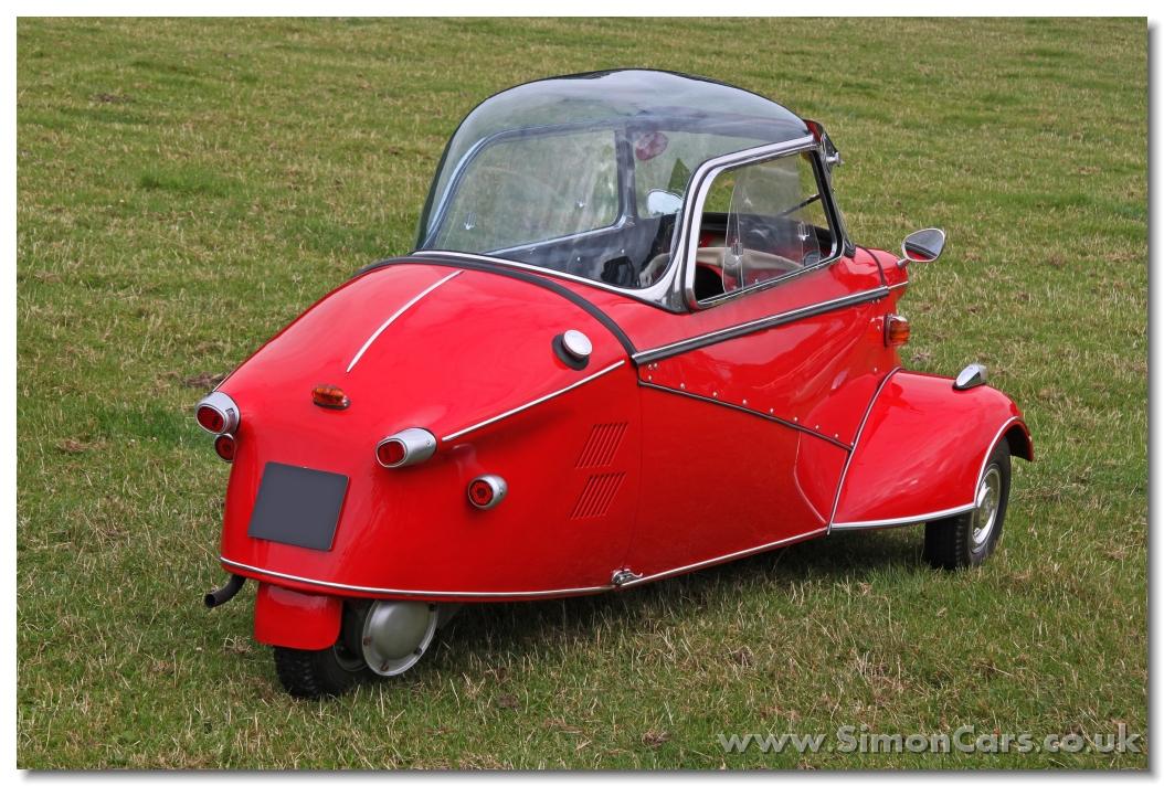 Sold Messerschmitt Kr200 3 Wheeler Microcar Auctions: News Videos Images WebSites