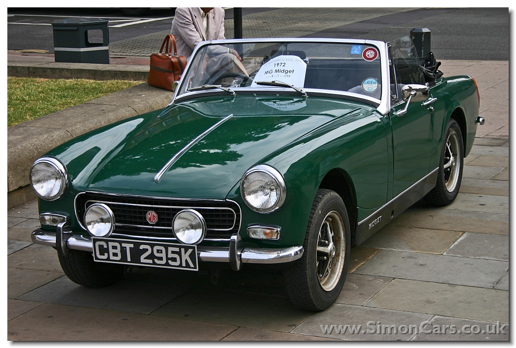 Convertible mg midget top satisfied