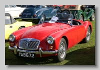 MG MGA 1600 1960