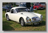 MG MGA