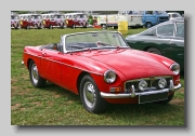 MG MGB and MGB GT