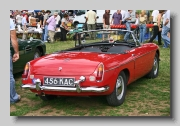 MG MGB 1964 rear