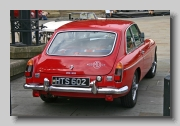 MG MGB GT 1966 rear