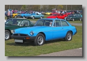 MG MGB GT MkIII 1978 front