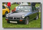 MG MGB GT MkIIIb 1978 front