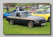 MG MGB GT MkIIIb Jubilee front