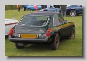 MG MGB GT MkIIIb Jubilee rear