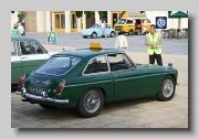 MG MGC GT 1969 rear