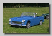 MG Midget MkI, II and III