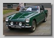 MG Midget MkIII 1972 front