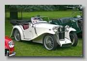 MG P-type Midget