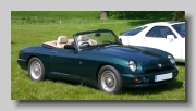 MG MGB GT V8 and MG RV8