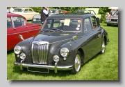 MG ZB Magnette frontv 1