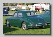 MG ZB Magnette rear