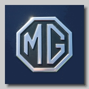 aa_MG MGB MkIII badge