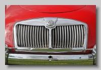 ab_MG MGA 1600 MkII grille