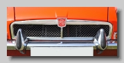 ab_MG MGB MkIII grille