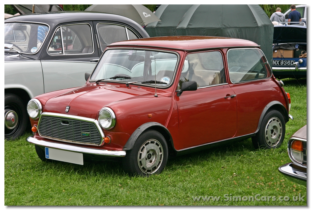 Simon Cars - BLMC Mini Specials