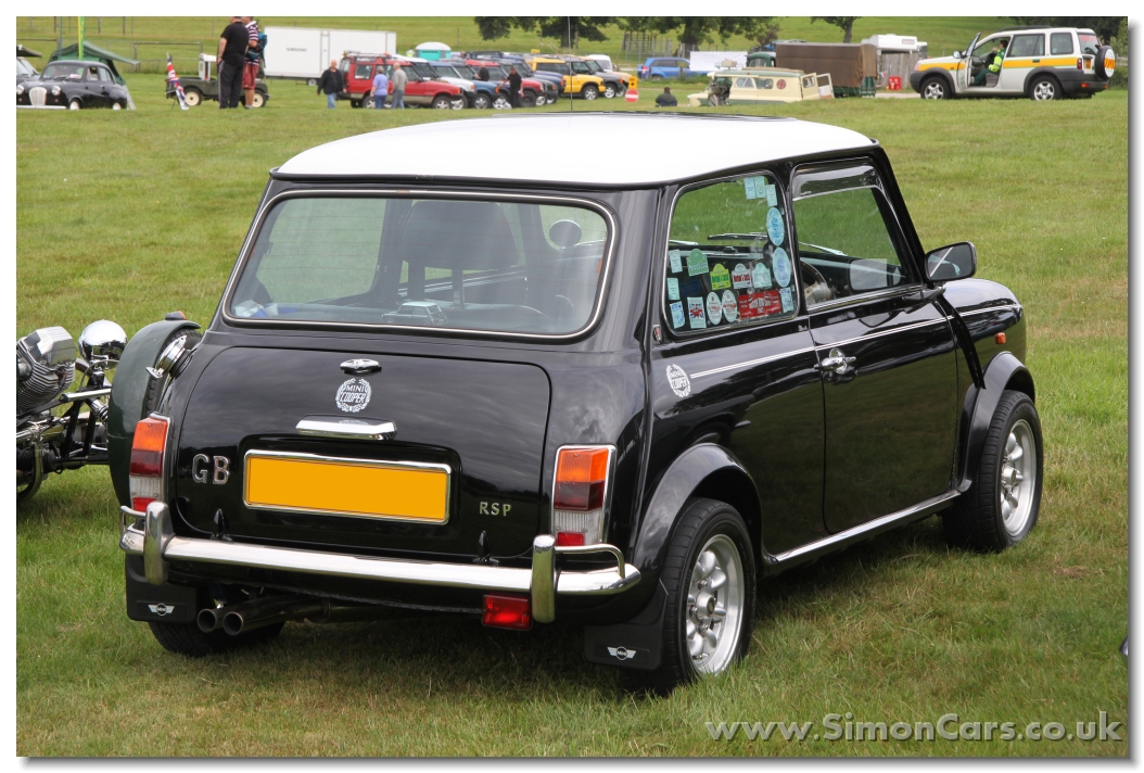 Simon Cars Blmc Mini Specials