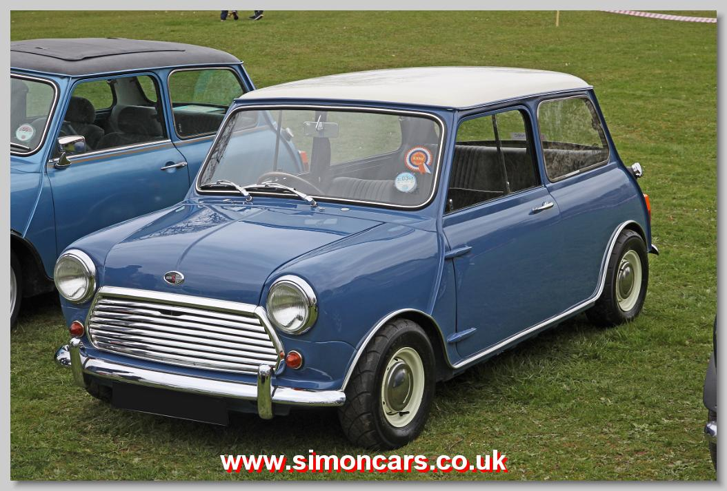 simon cars austin morris mini cooper british classic cars historic automobiles old. Black Bedroom Furniture Sets. Home Design Ideas