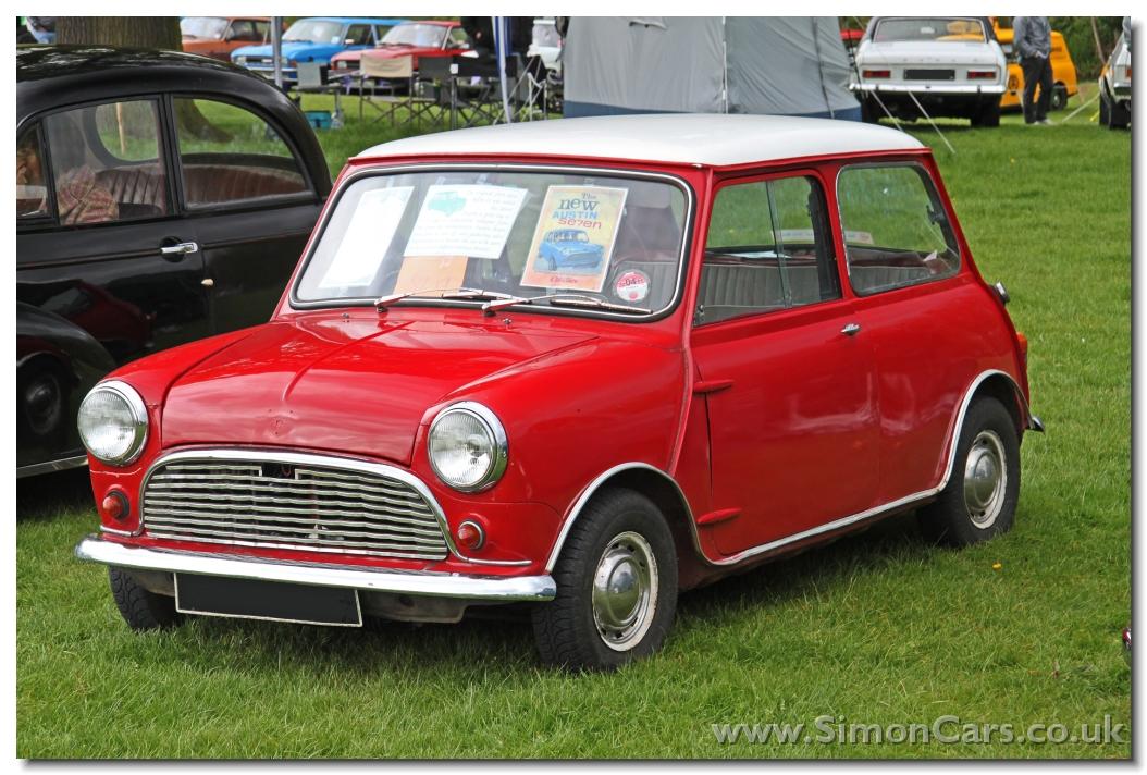 Austin Mini Mk1 >> Simon Cars - Mini Morris - and Austin Seven (Mini)