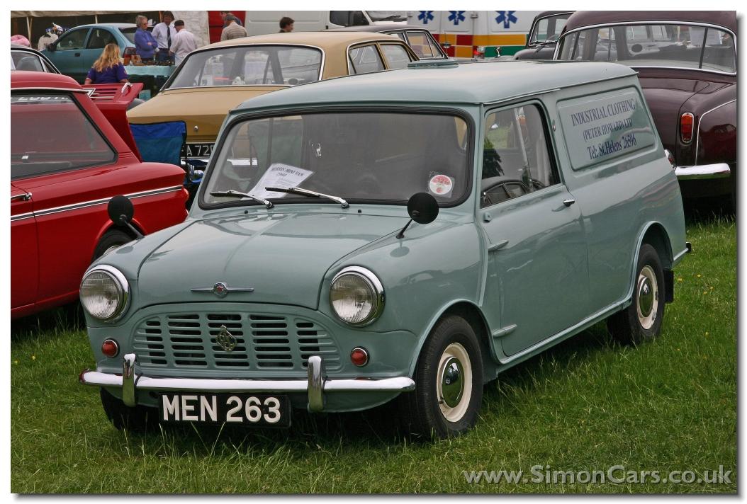 1969 minivan