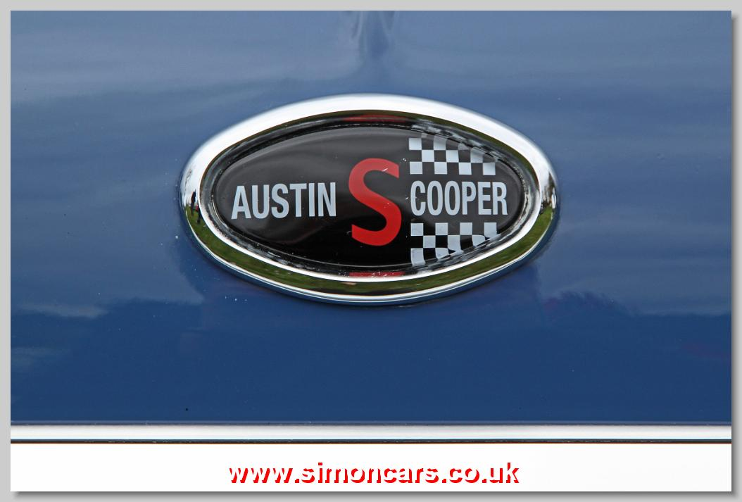 Simon Cars Austin Morris Mini Cooper British Classic Cars