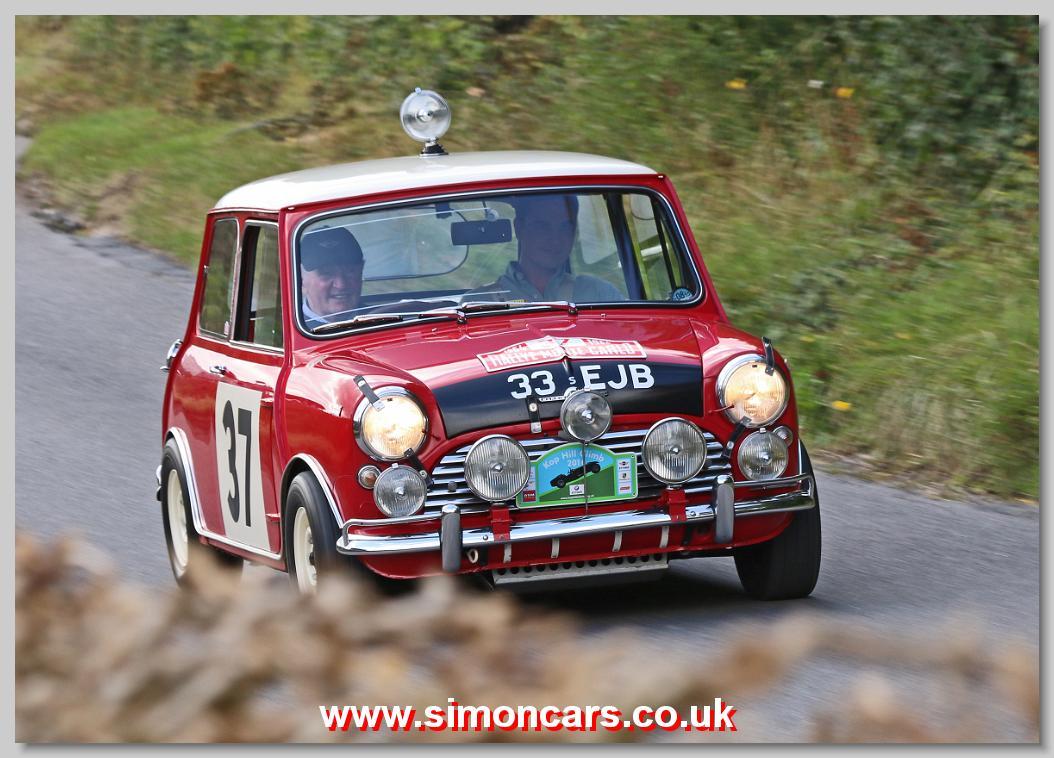 Simon Cars Mini Jem British Classic Cars Historic