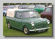 Austin Mini ¼ton Vehicle