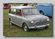 Mini Estate cars