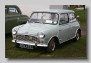 Austin Mini front 1964