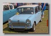 Austin Seven 1960 frontb
