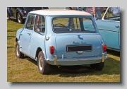 Austin Seven 1960 rear