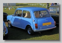 Leyland Mini 1275 S 1977 rear