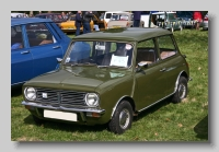 Mini Clubman front 1975