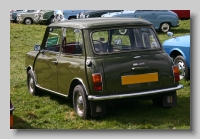 Mini Clubman rear 1975