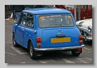Mini Clubman rear 1980