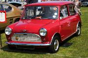Morris Mini Minor front 1960