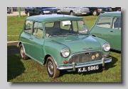 Morris Mini Minor front 1967