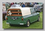 Morris Mini Pickup rear