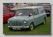 Morris Mini Van 1960 front
