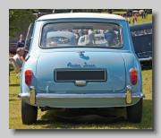 t_Austin Seven 1960 tail