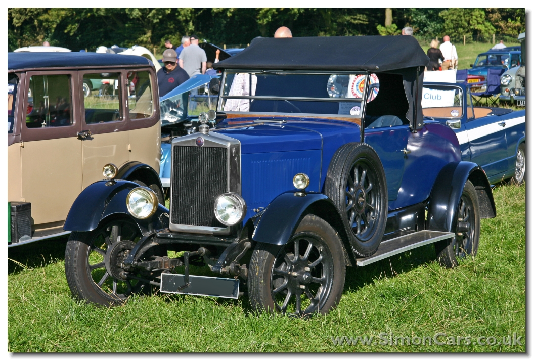 Cars For Less >> Simon Cars - Morris Cowley - The 'Flatnose' Cowley from Morris