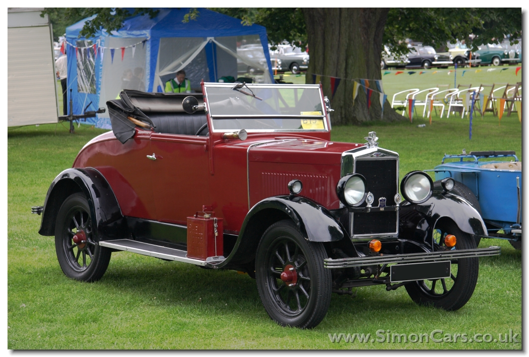 Morris Cowley 1929 2-seater