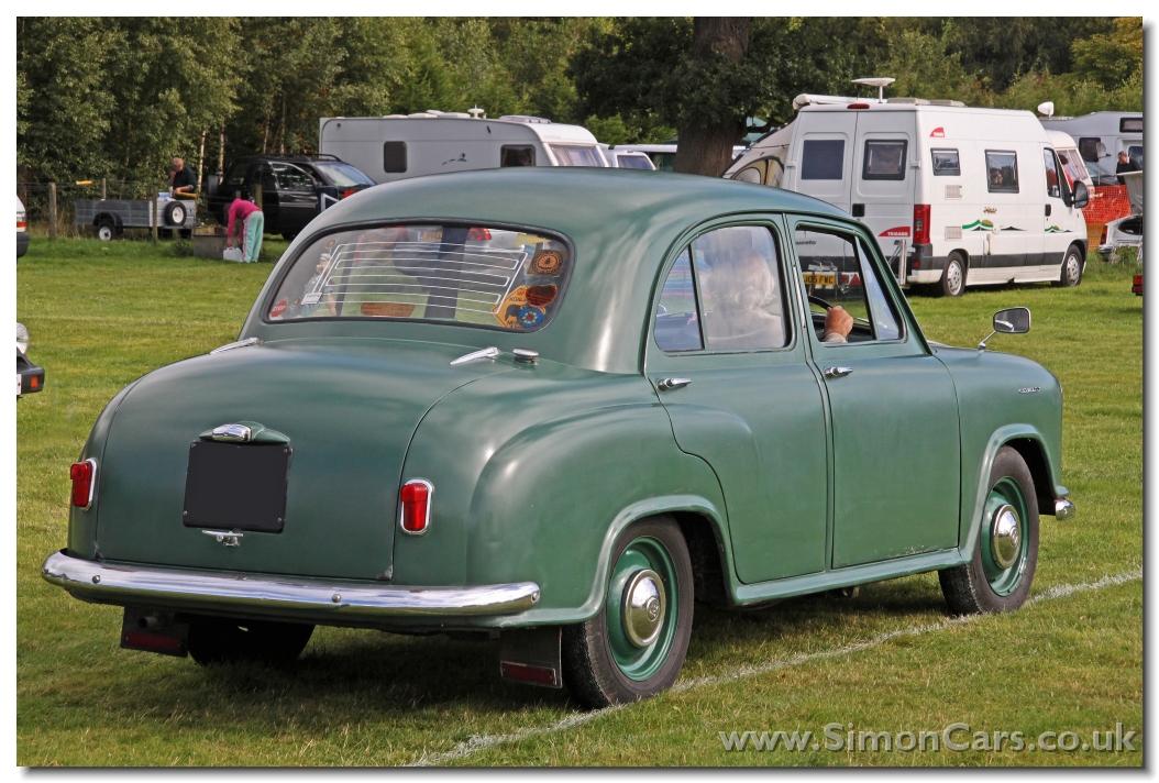Simon Cars Morris Cowley 1954 Morris Cowley Based On
