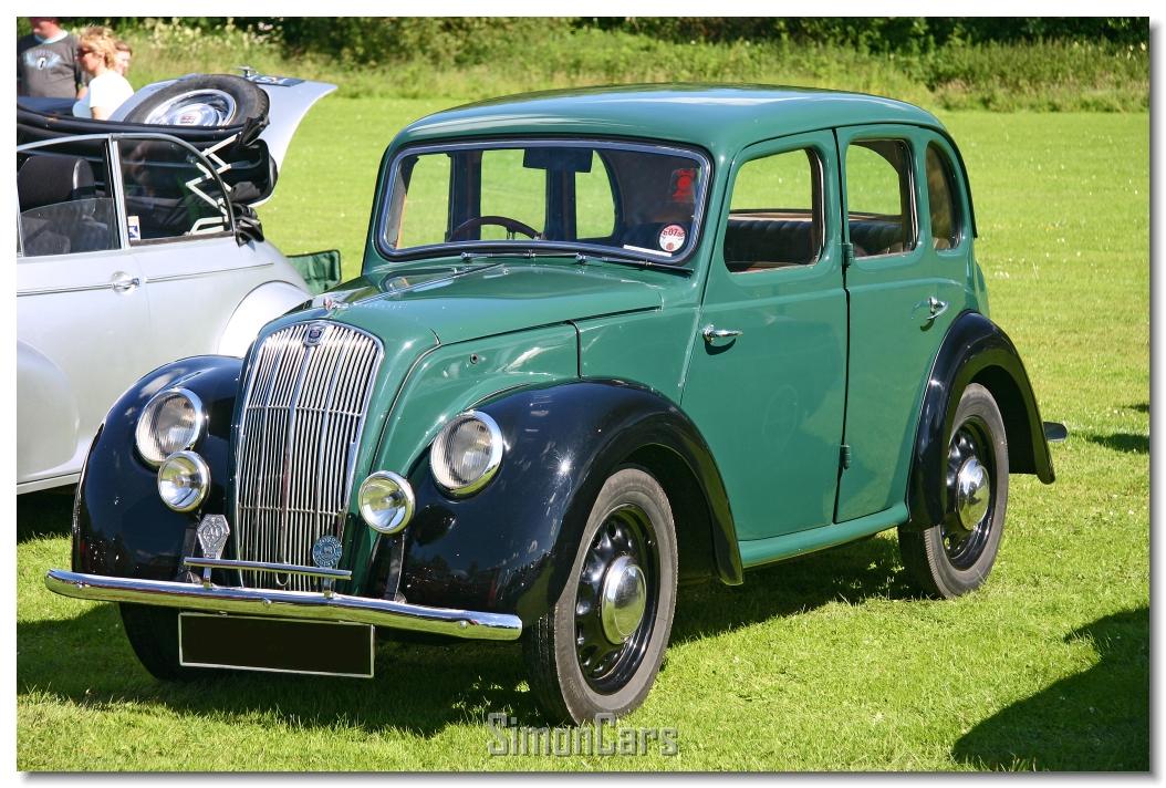 Simon Cars Morris Eight Series E